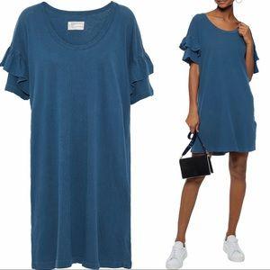 Current/Elliott NWT Roadie Oversized Tee Dress